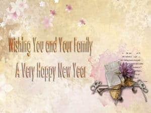 Wishing you a Fabulous 2018